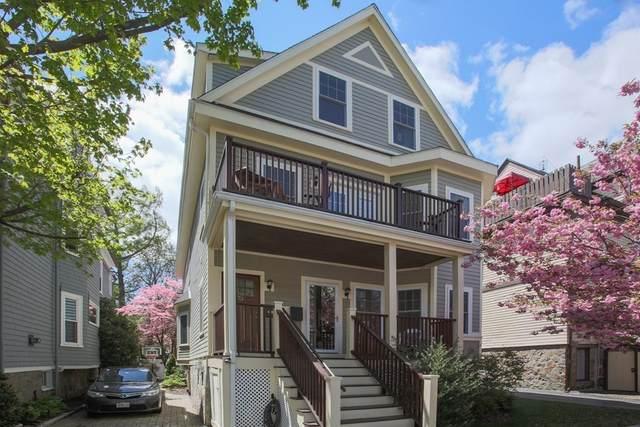 73 Stearns Rd #2, Brookline, MA 02446 (MLS #72849835) :: Conway Cityside