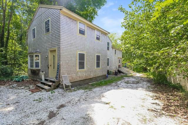 176 North Falmouth Hwy, Falmouth, MA 02556 (MLS #72849917) :: Cape Cod and Islands Beach Properties