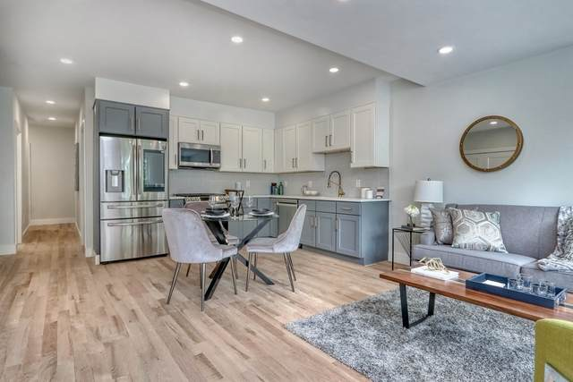 65 East Albion #1, Medford, MA 02155 (MLS #72849920) :: Dot Collection at Access