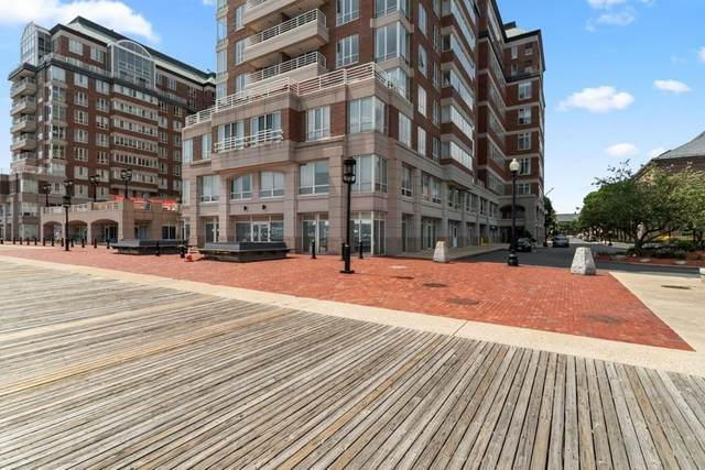 197 8th St. Parking Space 64, Boston, MA 02129 (MLS #72849922) :: EXIT Cape Realty