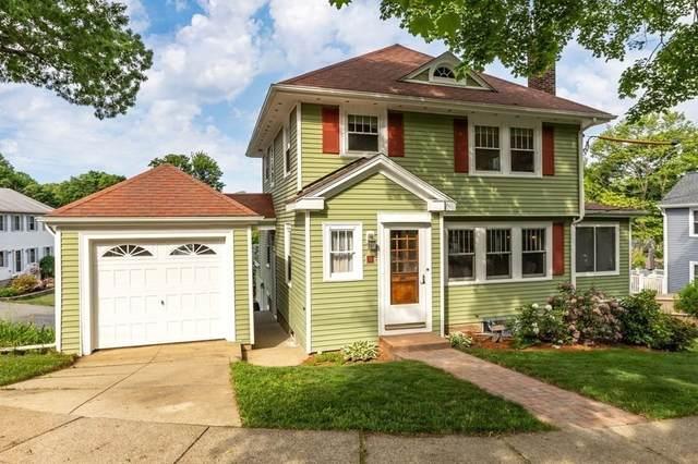 15 Morgan Avenue, Wakefield, MA 01880 (MLS #72849957) :: Chart House Realtors