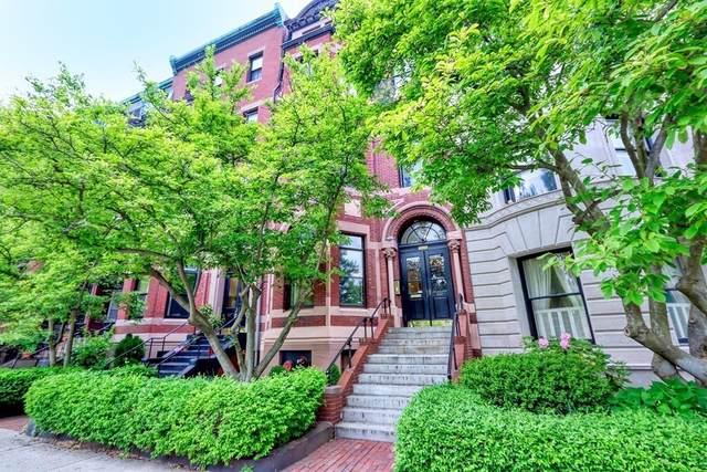337 Commonwealth Avenue #10, Boston, MA 02115 (MLS #72849965) :: Conway Cityside