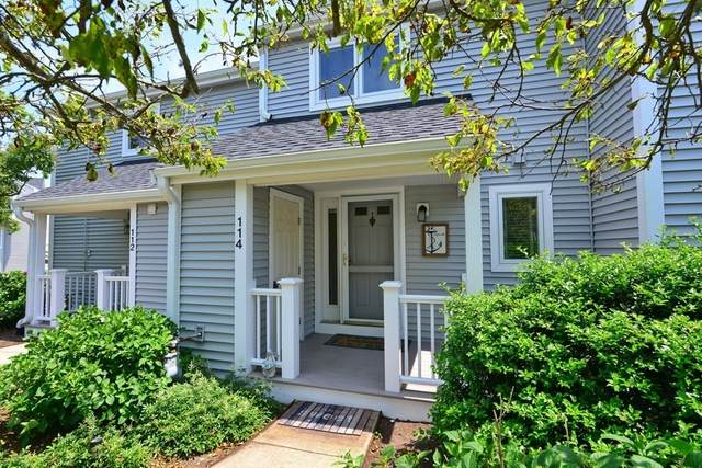114 Westcliff Dr #114, Plymouth, MA 02360 (MLS #72849977) :: Revolution Realty