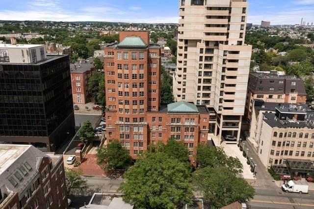 931 Massachusetts Avenue #1103, Cambridge, MA 02139 (MLS #72850080) :: Conway Cityside