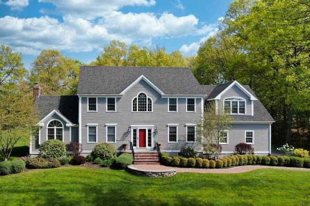 41 Constitution Dr, Southborough, MA 01772 (MLS #72850115) :: Conway Cityside
