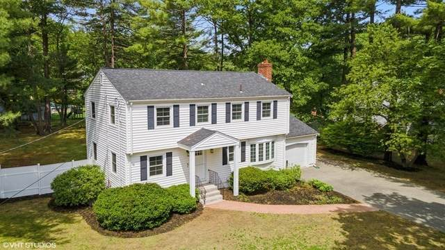 8 Nickerson Dr, Billerica, MA 01821 (MLS #72850116) :: The Gillach Group