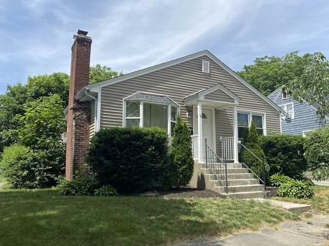 19 Rowena St, Worcester, MA 01606 (MLS #72850127) :: Conway Cityside