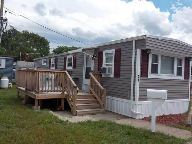 242 Manton Street #24, Pawtucket, RI 02860 (MLS #72850161) :: Home And Key Real Estate