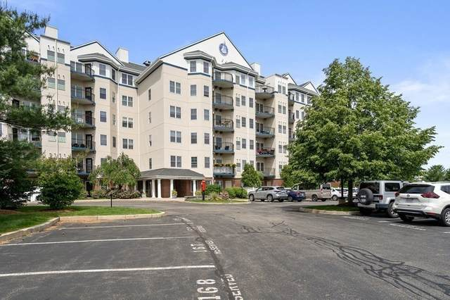 10 Seaport Dr #2311, Quincy, MA 02171 (MLS #72850186) :: Dot Collection at Access