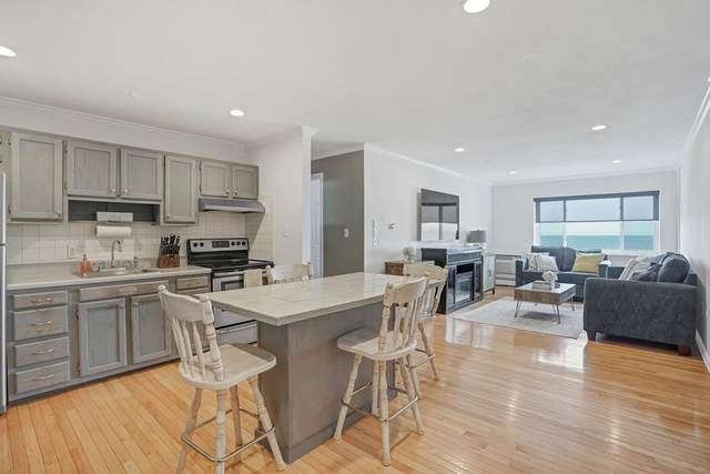 500 Revere Beach Blvd #504, Revere, MA 02151 (MLS #72850263) :: Dot Collection at Access