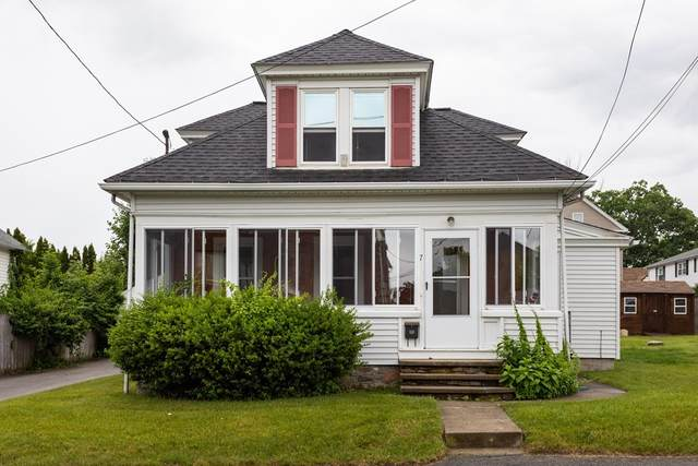 7 Everett Ave, Webster, MA 01570 (MLS #72850305) :: Anytime Realty