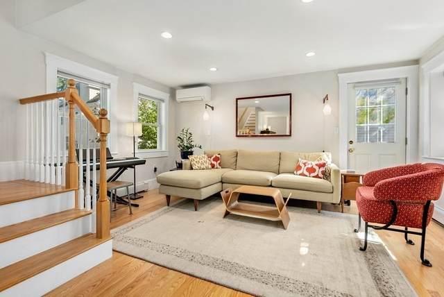81 Kinnaird St, Cambridge, MA 02139 (MLS #72850408) :: Boston Area Home Click