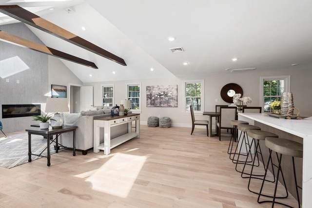 65 High Street #2, Newton, MA 02464 (MLS #72850483) :: Spectrum Real Estate Consultants