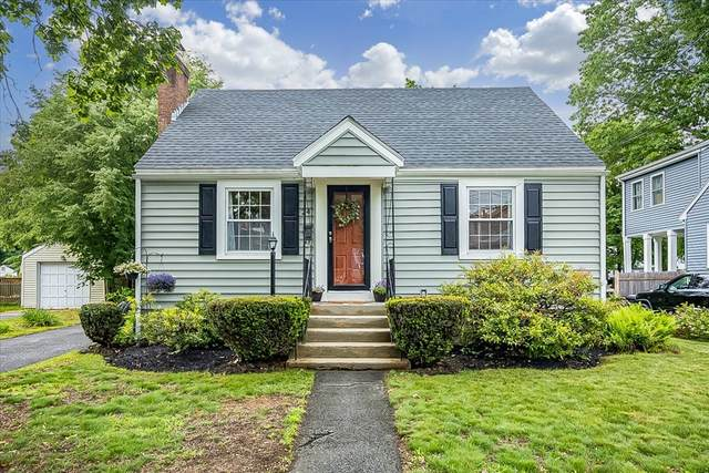 24 Aberdeen Ave, Peabody, MA 01960 (MLS #72850485) :: Conway Cityside