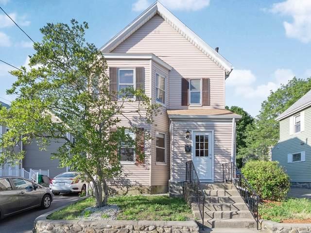 137 River St, Newton, MA 02465 (MLS #72850488) :: Spectrum Real Estate Consultants