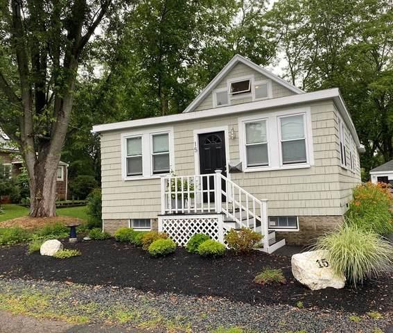 15 Prince St, Weymouth, MA 02189 (MLS #72850508) :: Chart House Realtors