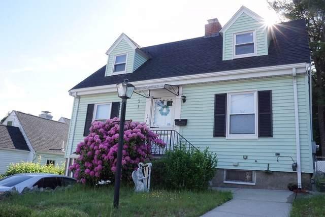 135 Wyoming Ave, Malden, MA 02148 (MLS #72850522) :: Chart House Realtors