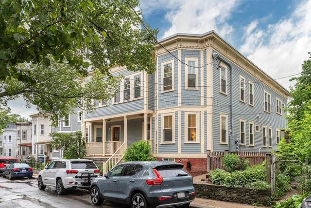24 Hall St #1, Somerville, MA 02144 (MLS #72850531) :: Conway Cityside