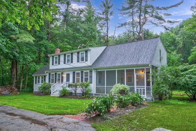 267 Summer St, Norwell, MA 02061 (MLS #72850536) :: Conway Cityside