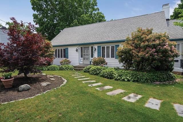 65 Adams Ave, Newton, MA 02465 (MLS #72850543) :: Spectrum Real Estate Consultants