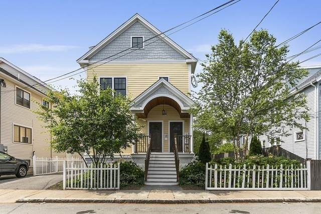 31 Clyde #2, Somerville, MA 02145 (MLS #72850550) :: Conway Cityside
