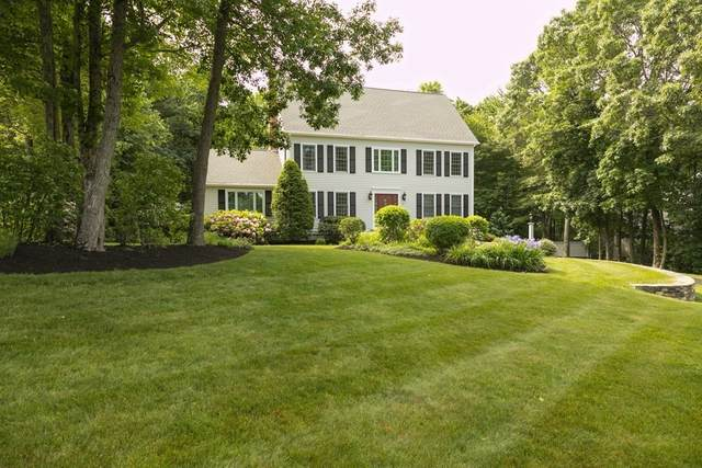 2 Stone Hill Road, Westborough, MA 01581 (MLS #72850563) :: Conway Cityside
