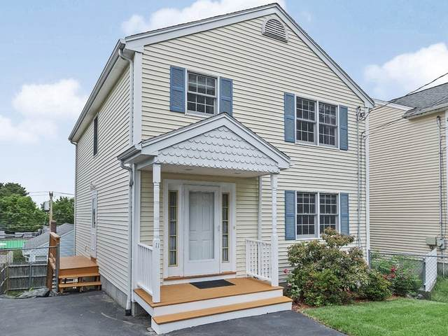11 Overlook Road, Waltham, MA 02451 (MLS #72850571) :: Chart House Realtors