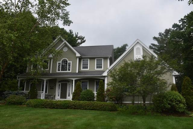 6 Baxter Dr, Paxton, MA 01612 (MLS #72850610) :: Cape Cod and Islands Beach Properties