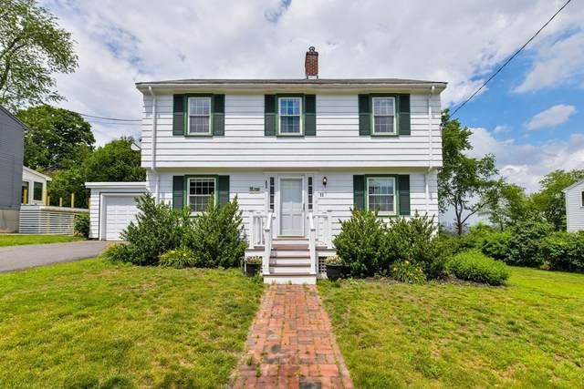 11 Arborview Road, Boston, MA 02130 (MLS #72850614) :: Kinlin Grover Real Estate