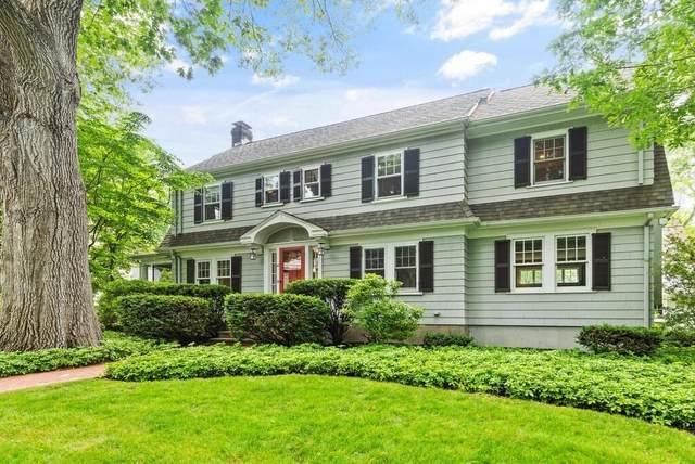 40 Locust Avenue, Lexington, MA 02421 (MLS #72850633) :: Spectrum Real Estate Consultants