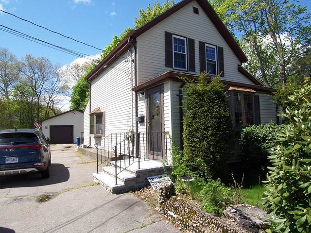 114 King Hill Road, Braintree, MA 02184 (MLS #72850667) :: Spectrum Real Estate Consultants