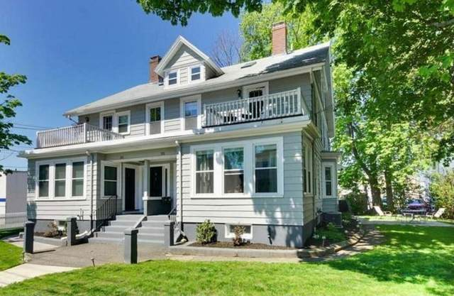 35 Howard #2, Watertown, MA 02472 (MLS #72850671) :: Conway Cityside