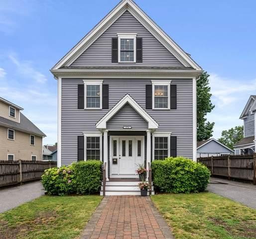 570 Trapelo Road #570, Belmont, MA 02478 (MLS #72850782) :: Spectrum Real Estate Consultants