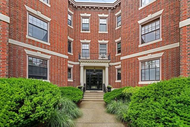169 Washington St #1, Newton, MA 02458 (MLS #72850785) :: Conway Cityside