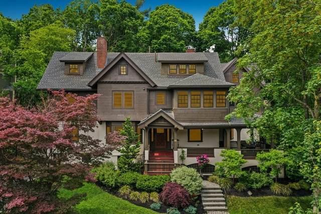 90 Mason Ter #90, Brookline, MA 02446 (MLS #72850796) :: Boston Area Home Click