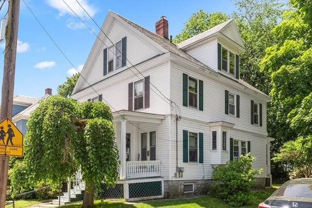 91 Florence Ave, Lowell, MA 01851 (MLS #72850845) :: Conway Cityside