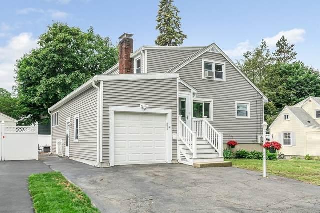 27 Garfield Ave, Saugus, MA 01906 (MLS #72850858) :: Spectrum Real Estate Consultants