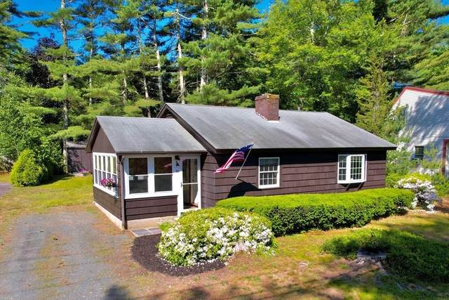 83 Blackmore Pond Rd, Wareham, MA 02576 (MLS #72850877) :: The Gillach Group