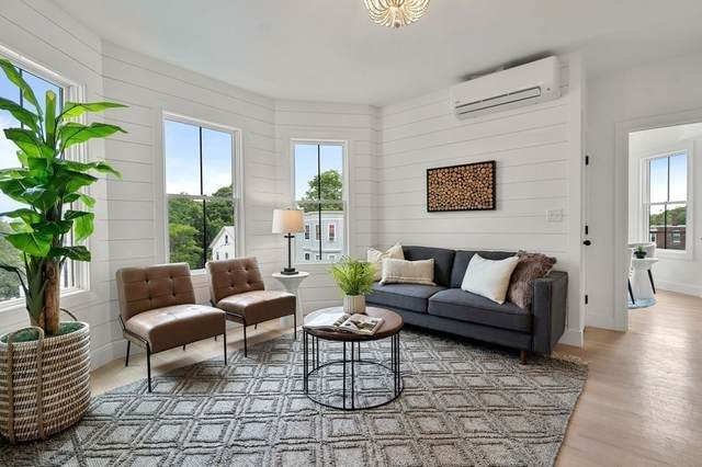 138 Centre #6, Boston, MA 02124 (MLS #72850892) :: Dot Collection at Access