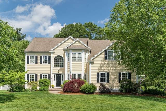 6 Carter Dr, Natick, MA 01760 (MLS #72850899) :: Conway Cityside