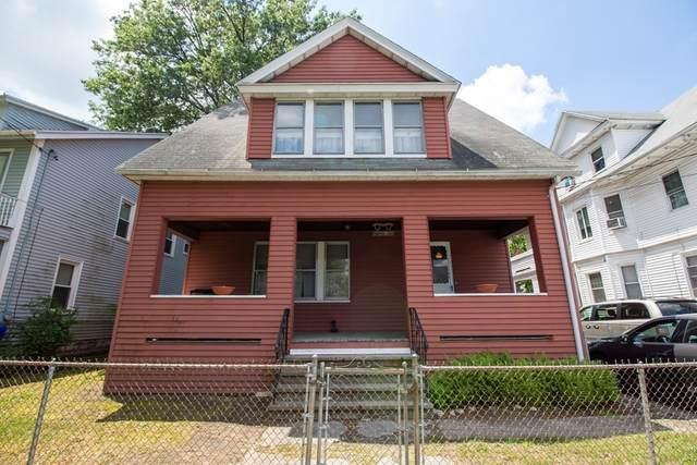 82 Whittier St, Springfield, MA 01108 (MLS #72850900) :: East Group, Engel & Völkers