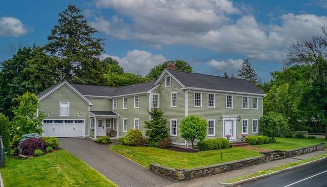 39 School St., Andover, MA 01810 (MLS #72850906) :: Trust Realty One