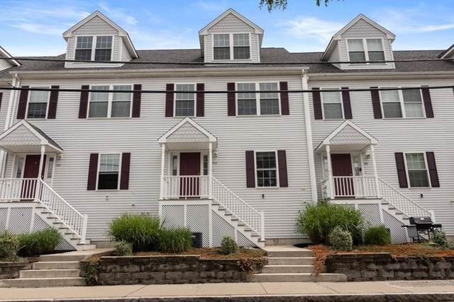 103 Myrtle St #103, Medford, MA 02155 (MLS #72850959) :: Conway Cityside