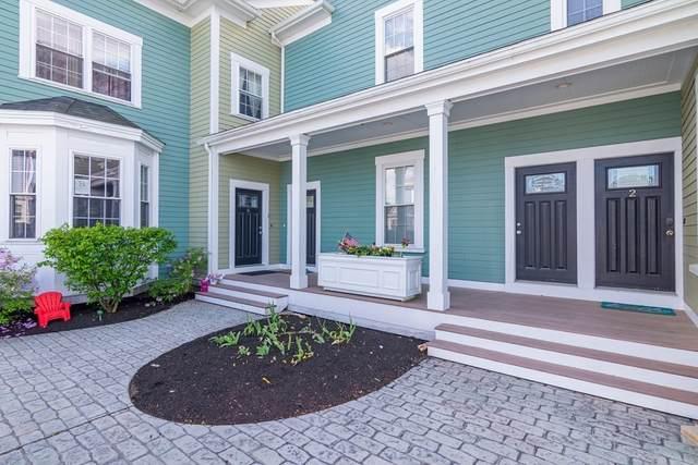 121 E Cottage St #2, Boston, MA 02125 (MLS #72850966) :: Conway Cityside