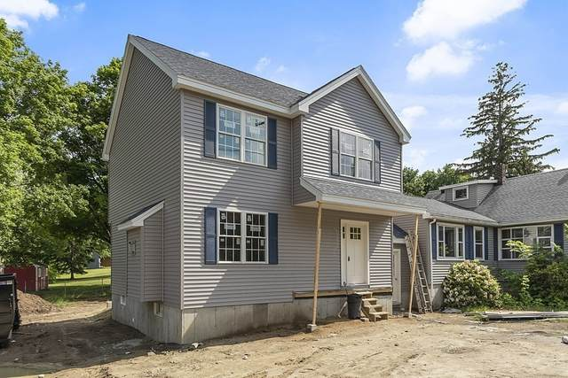 49 East Broadway #2, Haverhill, MA 01830 (MLS #72850981) :: Conway Cityside