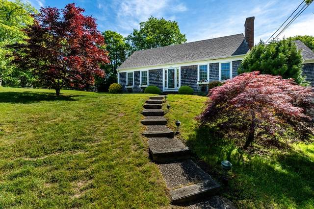 84 Doane Rd, Chatham, MA 02633 (MLS #72851037) :: EXIT Cape Realty