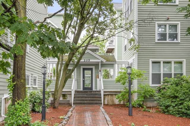 205 Richdale Ave A1, Cambridge, MA 02140 (MLS #72851076) :: Conway Cityside