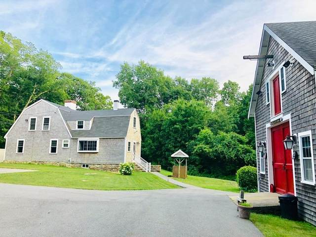 136 Booth Hill Road, Scituate, MA 02066 (MLS #72851080) :: Conway Cityside