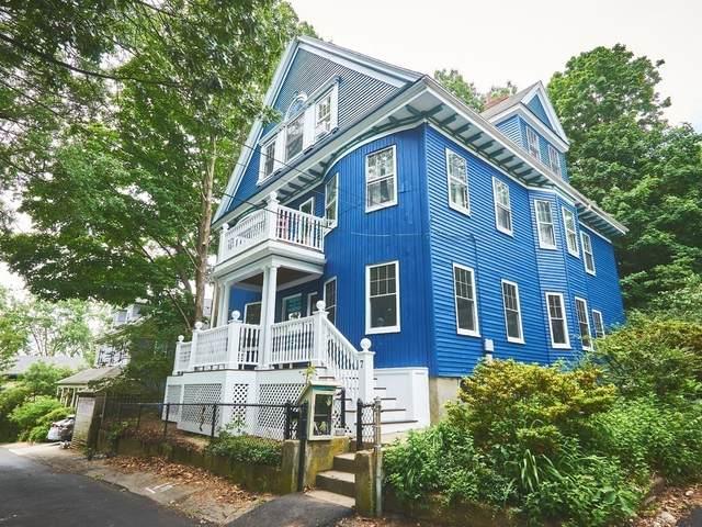 7 Chestnut Sq #1, Boston, MA 02130 (MLS #72851107) :: Kinlin Grover Real Estate