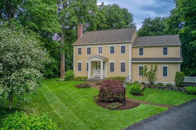 37 Chestnut St., North Andover, MA 01845 (MLS #72851130) :: Conway Cityside